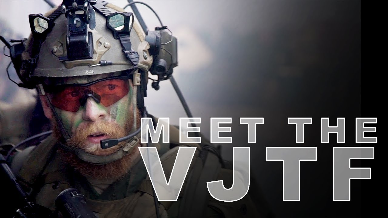 Very High Readiness Joint Task Force (VJTF)