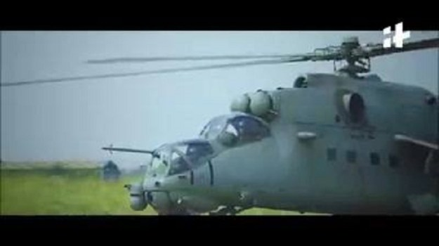 Indian Air Force MI-35 Gunship