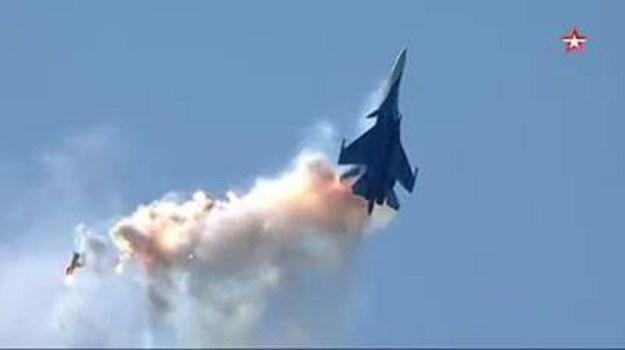 Russian Knights Sukhoi Su-30SM