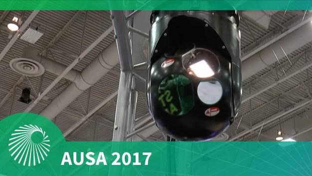 AUSA 2017: MX-10 EO/IR system by L3 Wescam