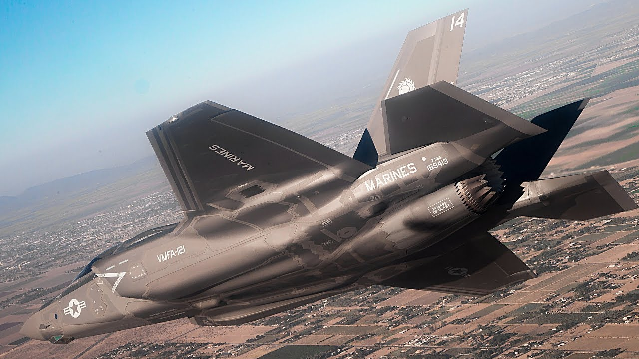 F-35 Tactical Intercept/Air Combat Maneuvering Exercise
