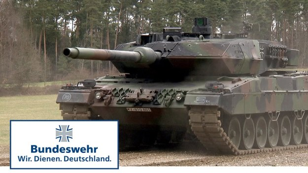 German Army - Leopard 2A6 MBT