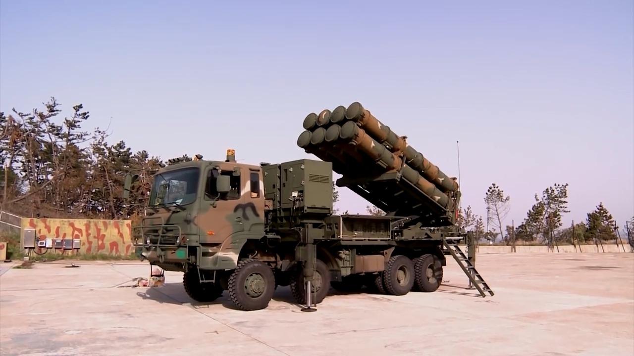 Cheongung 2 (KM-SAM) Medium Range Surface-to-air Missile (SAM)