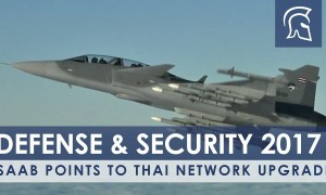Saab Points To Thai Network Upgrade