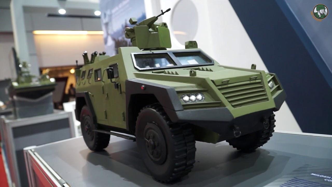 Yugoimport Aleksandar 155mm Sumadija MLRS Defense and Security Thailand 2017 exhibition Bangkok
