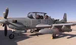 A-29 Super Tucano Preflight