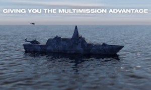 The Next Generation Corvette - Giving you the multimission advantage