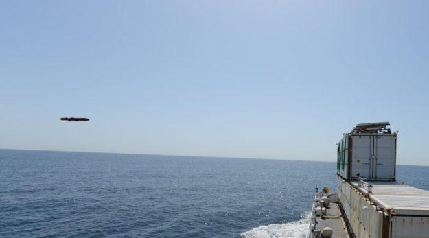 Sea Venom lightweight anti-ship missile
