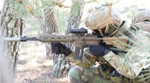 Special Operations Detachment (DOE) Portuguese Rangers