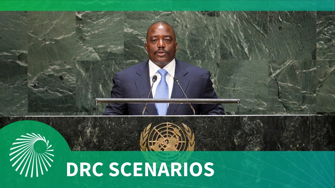 Three political scenarios for the Democratic Republic of Congo