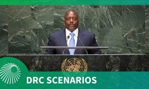 Three political scenarios for the Democratic Republic of Congo