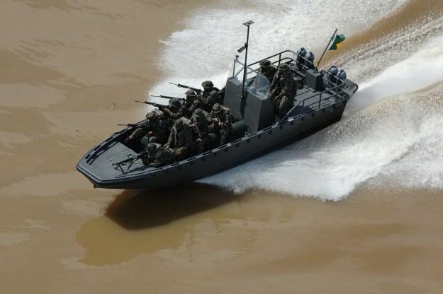 Watercat M8 fast landing craft