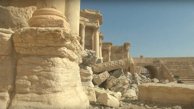 Beauty and the Beasts: why terrorists target history