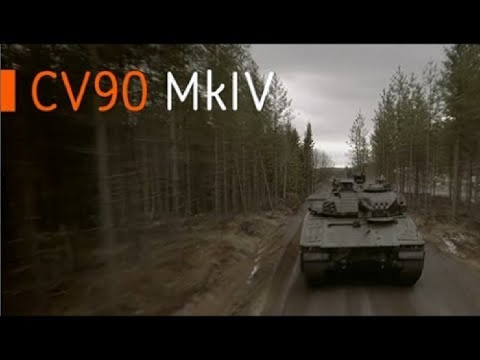 BAE Systems Hägglunds is launching CV90MkIV