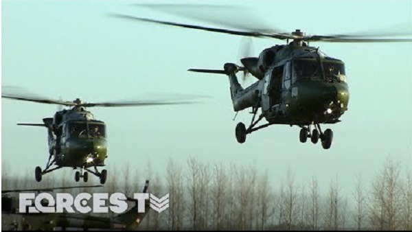 Farewell To The Lynx: Onboard As The British Army Says Goodbye