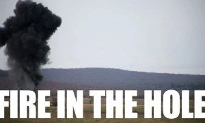 Fire in the Hole | Machine Guns and Explosives