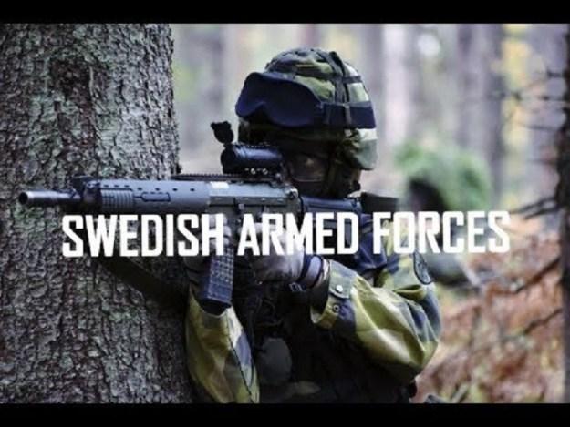 Swedish Armed Forces (Försvarsmakten)