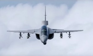 M-346FT Lead-In Fighter Trainer