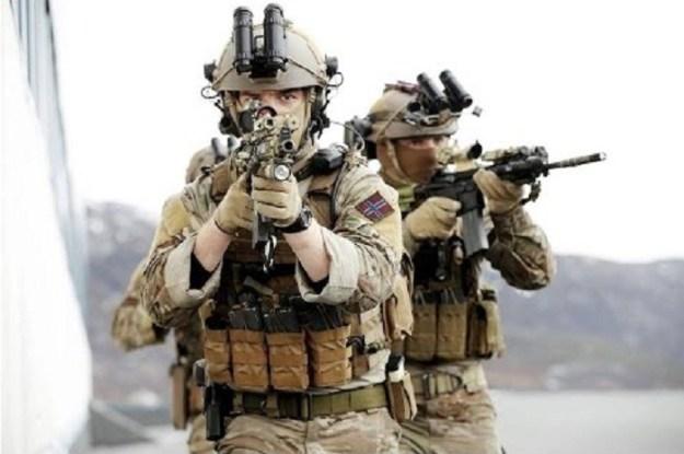 Marinejegerkommandoen (MJK)