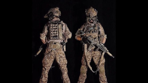 Naval Special Warfare Development Group (DEVGRU / SEAL Team Six)