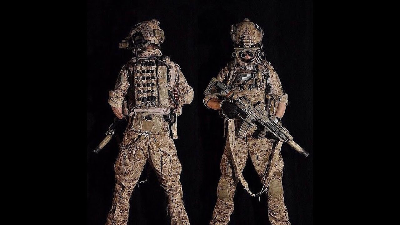 Naval Special Warfare Development Group (SEAL Team Six)