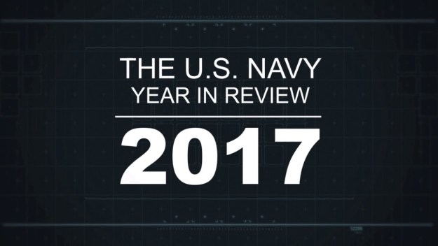 U.S. Navy: 2017 Year in Review