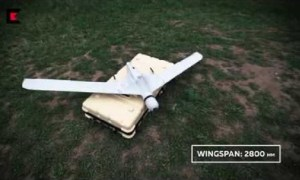 ZALA 421-16E2 Unmanned Reconnaissance