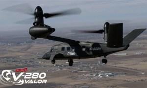 Bell V-280 Valor Reaches 80 Knots
