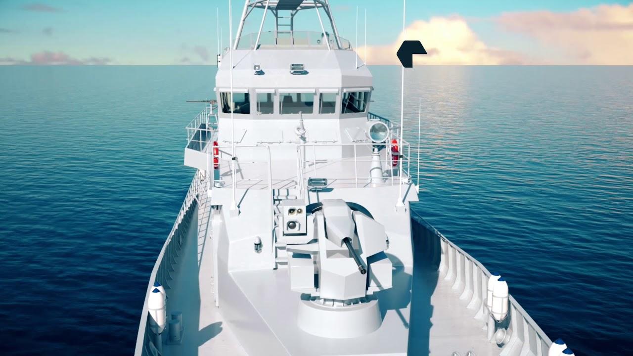 Brodosplit Coastal Patrol Vessel