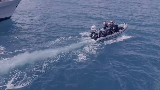 Israel Shipyards Offshore Patrol Vessel (OPV)