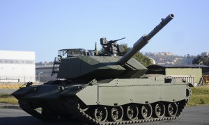 Leonardo M60A3 Upgrade Solution