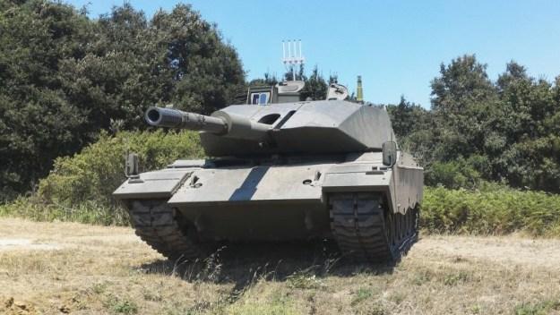 Leonardo M60A3 Upgrade Solution