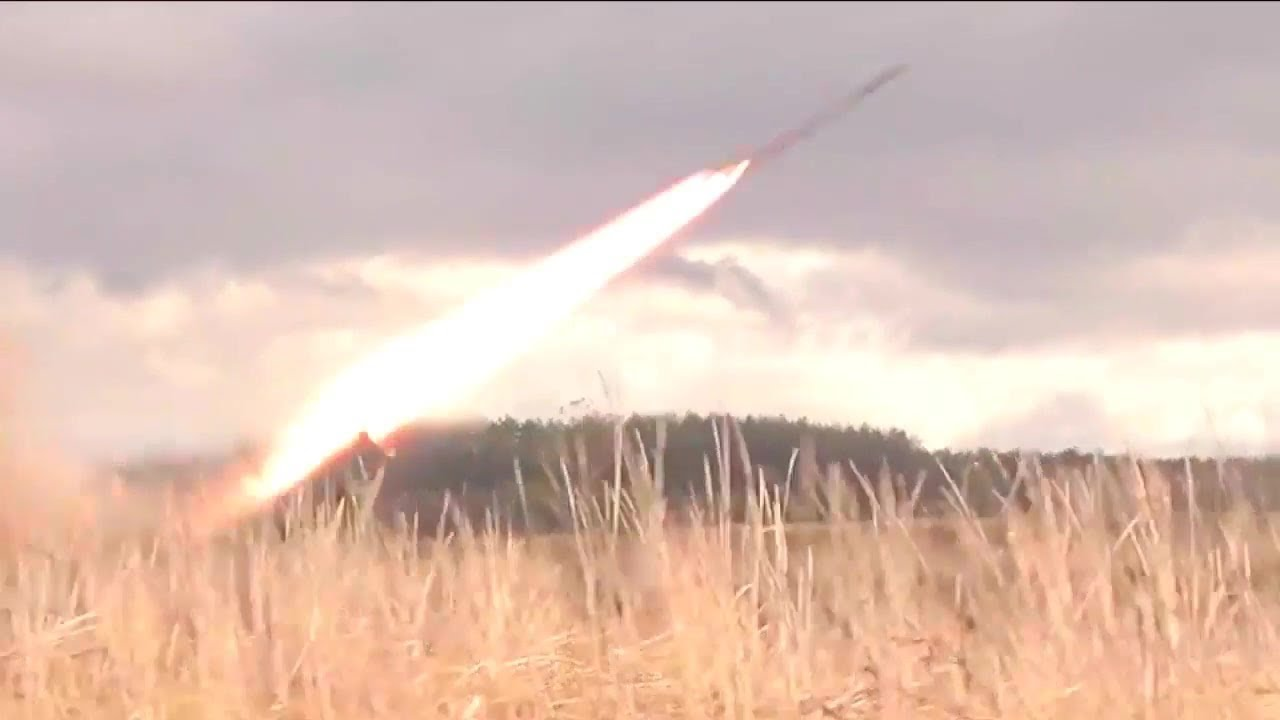 Ukraine Neptune Anti-Ship Cruise Missile Firing Tests
