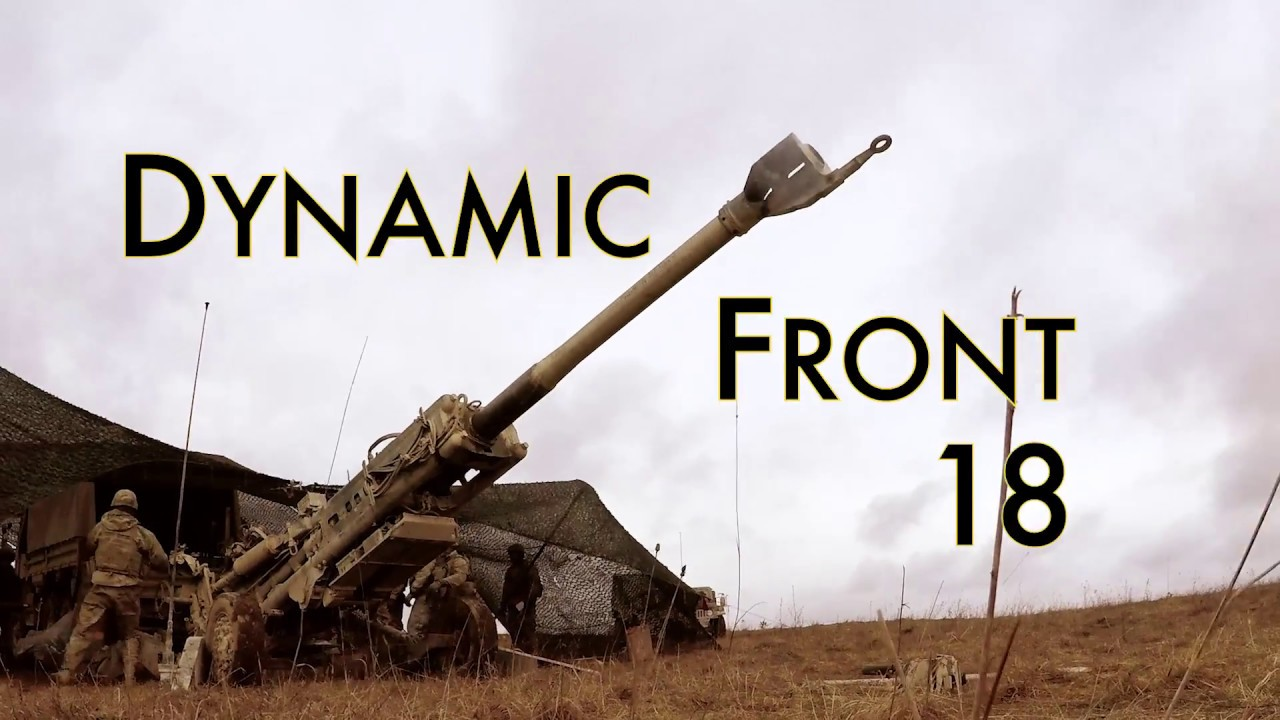 Dynamic Front 18