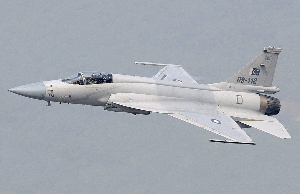 Pakistan Air Force JF-17 Thunder