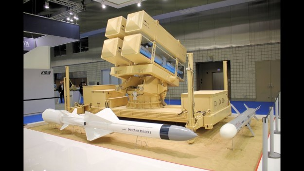 MBDA Coastal Defence System for Qatar Navy at DIMDEX 2018