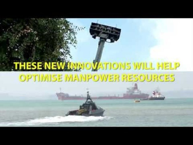 Ministry of Defence Singapore: The SAF's New Unmanned Systems