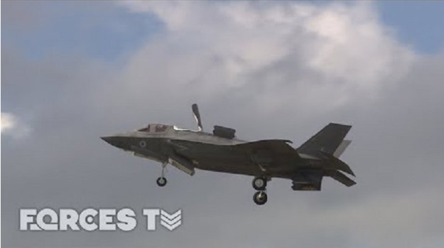 Britain's F-35B: A Complex Creation