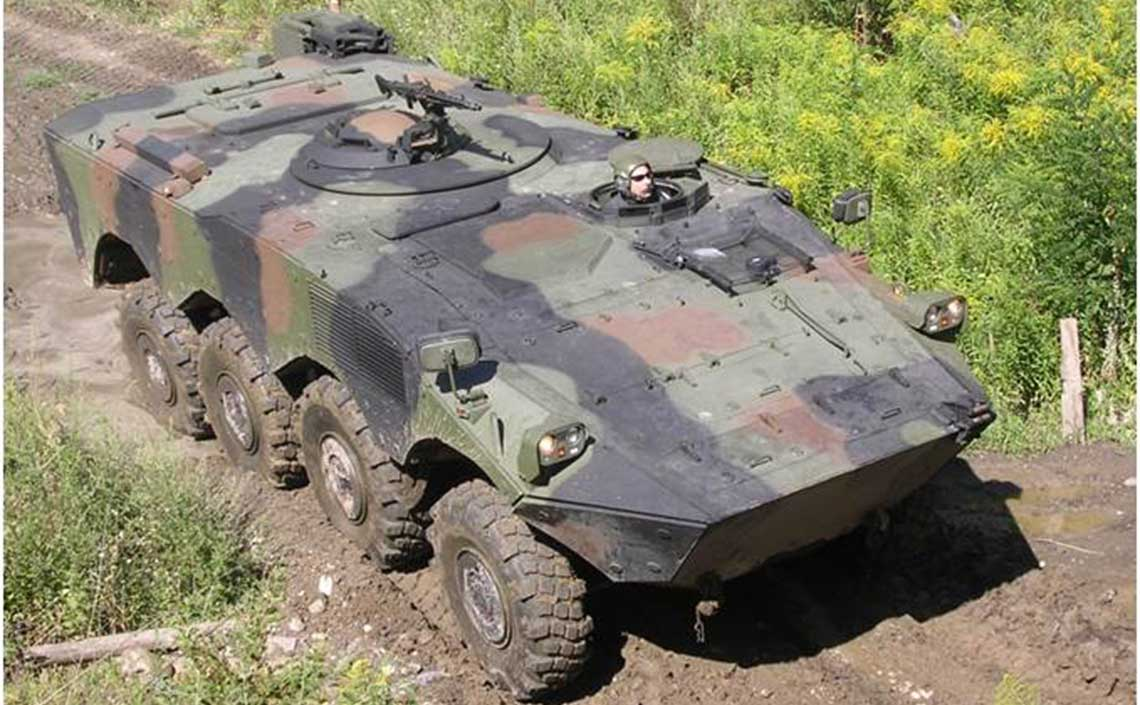 Centauro Armoured Personnel Carrier