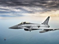 Eurofighter Typhoon Jet Fighter Wallpapers