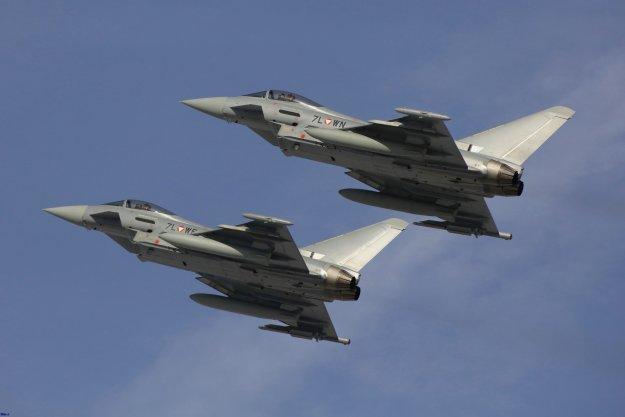 Eurofighter Typhoon Jet Fighter Wallpapers
