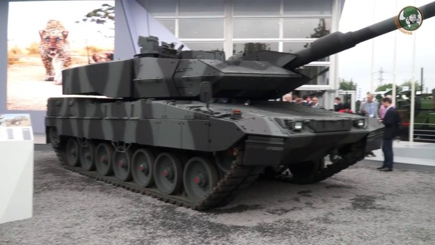 Eurosatory 2018 defense exhibition new combat and armoured vehicles Paris France