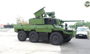 Eurosatory 2018: French Army & DGA Innovations: Jaguar - Serval - VT4 - NH90 SF - Furious - Fardier