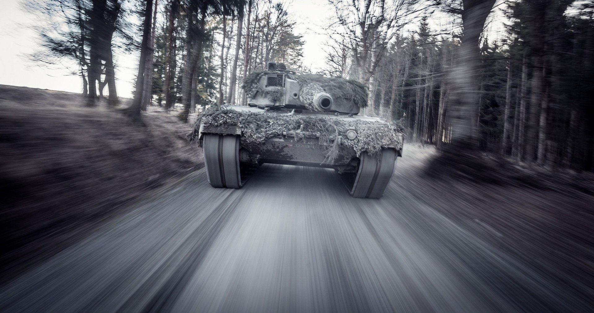 Leopard 2 Main Battle Tank Military Wallpapers