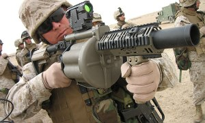 M32 MGL Multi-Shot Grenade Launcher