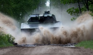Rheinmetall unveils the Lynx KF41 next generation combat vehicle