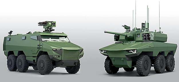 France Army Scorpion Land Vehicle Acquisition