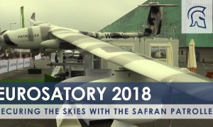 Securing The Skies With The Safran Patroller