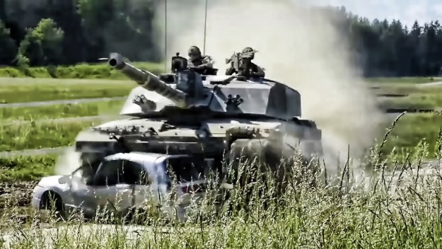 Strong Europe Tank Challenge 2018