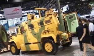 Turkish Turkey Defense and Security industry SSM at Eurosatory 2018 Paris France